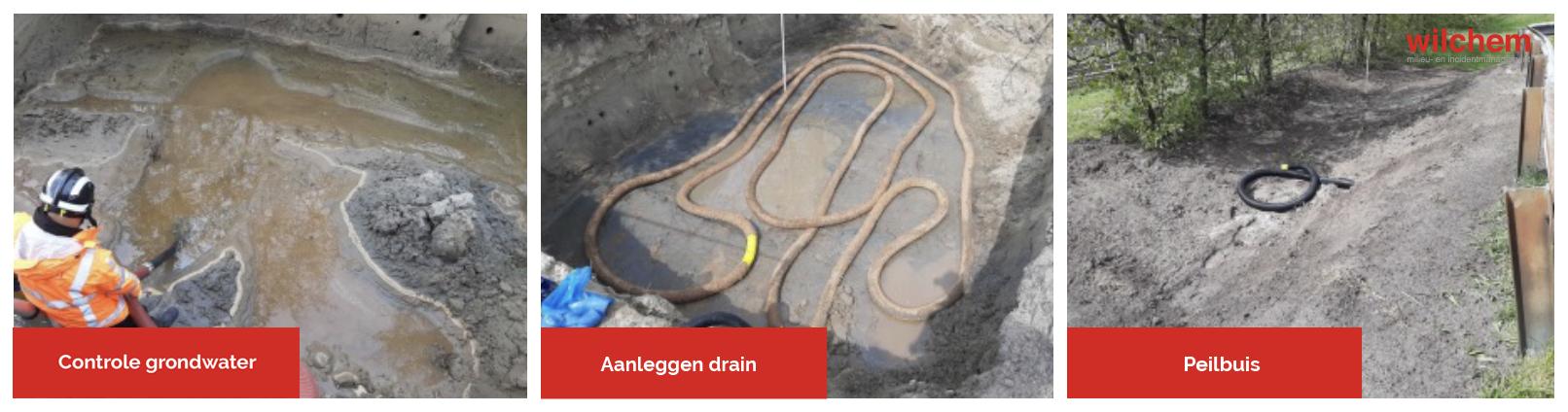 Metingen bodemsanering laat je uitvoeren door Wilchem